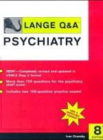 Lange Q&A : Psychiatry (Lange Q&a Series)