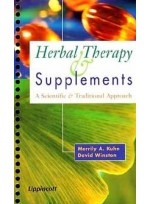 Herbal Therapy & Supplements - A Scientific & Traditional Approach