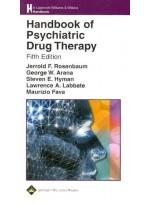 Handbook of Psychiatric Drug Therapy, 5e