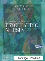 Principles and Practice of Psychiatric Nursing 7e and FREE Pocket Guide to Psychiatric Nursing 5e Package 7th Edition