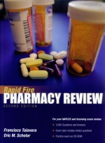Rapid Fire Pharmacy Review, (2nd)