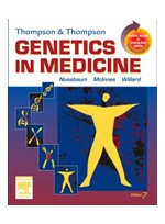 Thompson & Thompson Genetics in Medicine,7/e