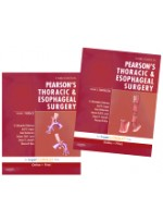 Pearson's Thoracic and Esophageal Surgery,(2 Vol Set),3/e