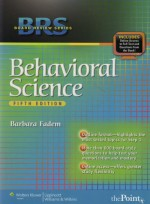 BRS Behavioral Science,5/e (Board Review Series)