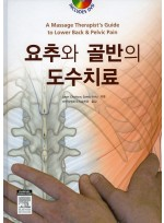 요추와 골반의 도수치료 (DVD포함)