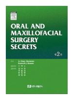 ORAL AND MAXILLOFACIAL SURGERY SECRETS 제2판