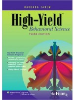 High-Yield Behavioral Science 3/e