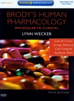 Brody's Human Pharmacology (5th edition)
