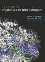 Lehninger Principles of Biochemistry, 5/e
