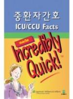 중환자간호(ICU/CCU Facts)