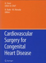 Cardiovascular Surgery for Congenital Heart Disease (Hardcover)