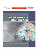 Principles and Practice of Sleep Medicine, 5/e (Premium Edition)