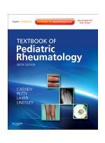 Textbook of Pediatric Rheumatology, 6/e