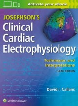 Josephson's Clinical Cardiac Electrophysiology,6/e