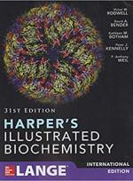Harper's Illustrated Biochemistry 31e(IE)