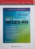 Lippincott Q&A Review for NCLEX-RN (Lippioncott's Review for Nclex-Rn) 13e