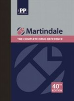 Martindale: The Complete Drug Reference (40th)
