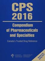 CPS 2016 (캐나다의약품집) (2vols)