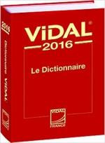 Vidal 2016 - le dictionnaire (비달)