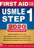 First Aid for the USMLE Step 1 2020년 30/e