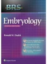 BRS Embryology 6/E