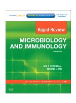 Rapid Review Microbiology and Immunology, 3/e