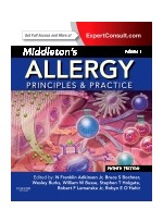 Middleton's Allergy,8/e(2Vols): Principles & Practice