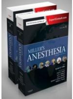 Miller's Anesthesia, 2-Volume Set, 8/e (ExpertConcult 가능)