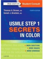 USMLE Step 1 Secrets in Color, 4/e