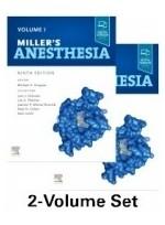 Miller's Anesthesia, 9/e (2vol.)
