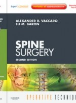 Operative Techniques: Spine Surgery, 2/e Book, Website and DVD