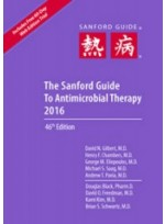 The Sanford Guide to Antimicrobial Therapy 2016 46판