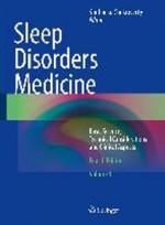 Sleep Disorders Medicine 4th