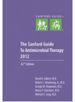 The Sanford Guide to Antimicrobial Therapy 2012, 42/e