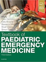 Textbook of Paediatric Emergency Medicine 3rd Edition