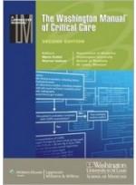 The Washington Manual of Critical Care, 2/e
