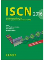 ISCN 2016: An International System for Human Cytogenomic Nomenclature