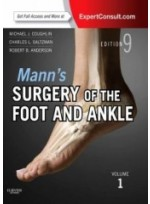 Mann's Surgery of the Foot and Ankle, 9/e (2vol. set)