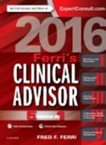 Ferri's Clinical Advisor 2016 (5 Book in 1)