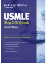 USMLE Step 2 CK QBook, 6/e
