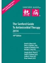 The Sanford Guide to Antimicrobial Therapy 2014,44/e (열병)