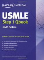 Kaplan USMLE Step 1 QBook,6/e